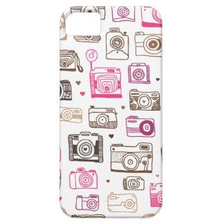 Motif d'appareil-photo de lomo de photo de jouet coque Case-Mate iPhone 5