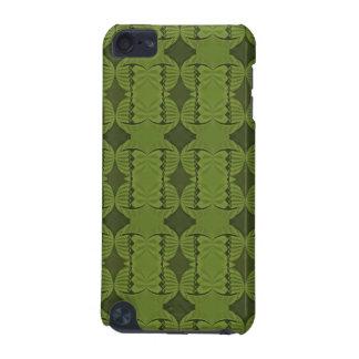 motif de deco de vert olive