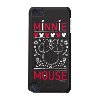 Motif de décoration de Minnie Mouse | Coque iPod Touch 5G