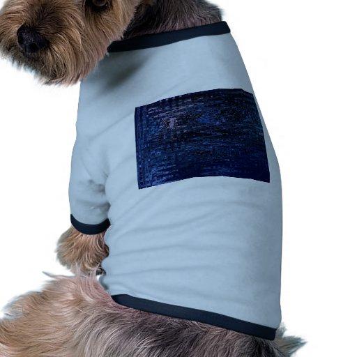 Motif de garçon d'anniversaire manteau pour chien