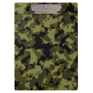 Motif militaire de style de camouflage