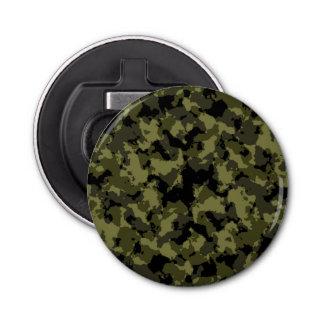 Motif militaire de style de camouflage ouvre-bouteilles