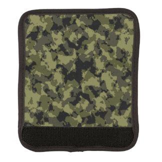 Motif militaire de style de camouflage protège poignée pour bagage
