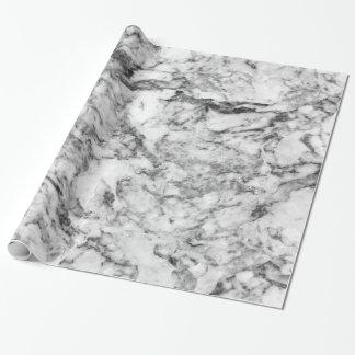 Motifs de marbre modernes élégants de texture de papier cadeau