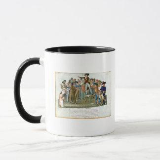 Motion in the Garden of the Palais-Royal Mug