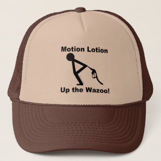 Motion Lotion Up the Wazoo Mesh Cap