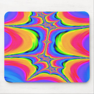 Motions of Existence Fractal Mouse Pad