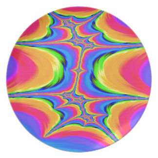 Motions of Existence Fractal Plate