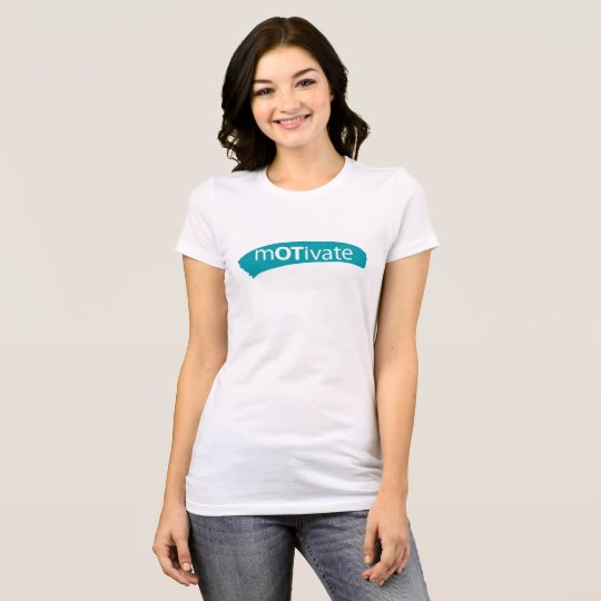 mOTivate Occupational Therapy T-Shirt