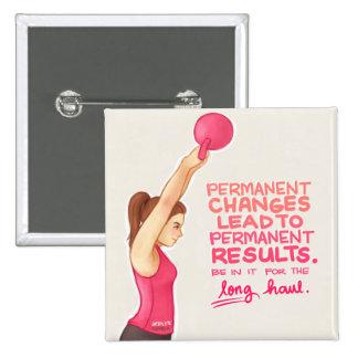 Motivation 2 Inch Square Button