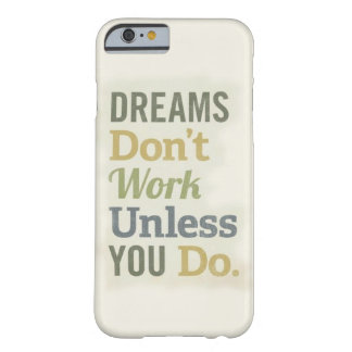 Motivation Barely There iPhone 6 Case