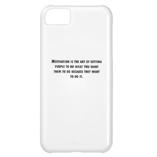 Motivation iPhone 5C Cover