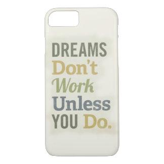 Motivation iPhone 7 Case