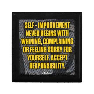 Motivation - Self-Improvement - Inspirational Gift Box
