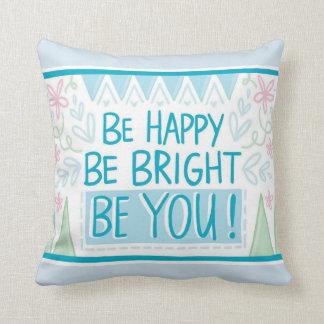 Motivation Throw Pillow