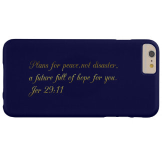 Motivational and inspirational barely there iPhone 6 plus case