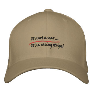 Motivational cap embroidered hats