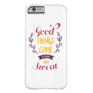 Motivational Fitness Iphone 6 Case