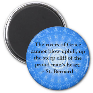 Motivational Inspirational Quote RECOVERY 2 Inch Round Magnet