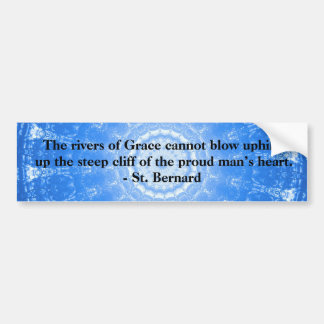 Motivational Inspirational Quote RECOVERY Bumper Sticker