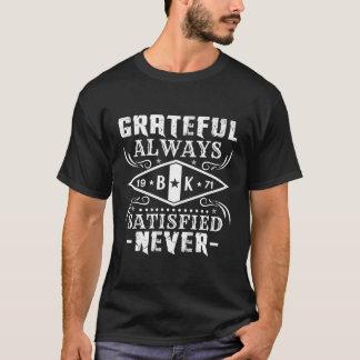Motivational & Inspirational T-Shirts: Grateful T-Shirt