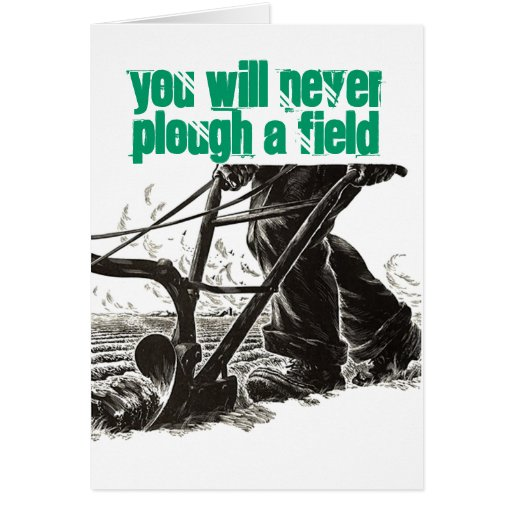 Motivational Irish Proverb St. Patrick's Day Card