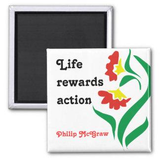 Motivational Magnet-Life Quotation Magnet
