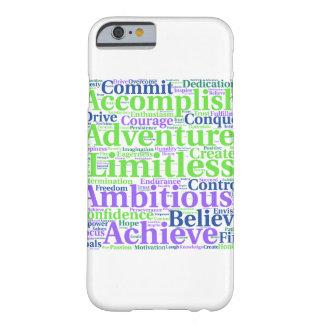 Motivational/Positive Word Phone Case