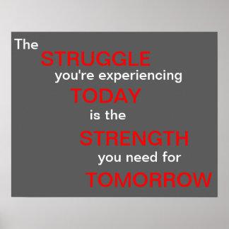 Motivational Poster -