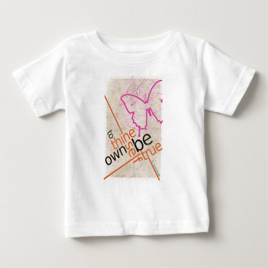 Motivational Poster Baby T-Shirt