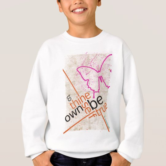 Motivational Poster Sweatshirt
