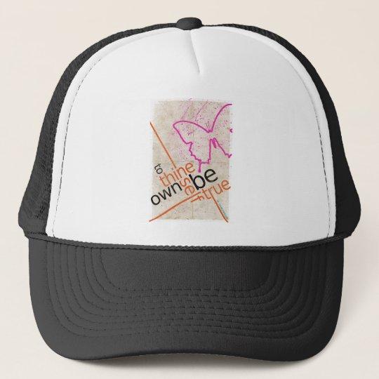 Motivational Poster Trucker Hat