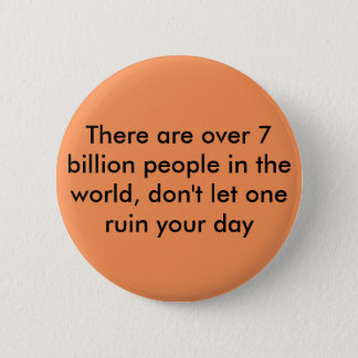 Motivational Quote 2 Inch Round Button