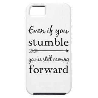 Motivational Quote iPhone Case