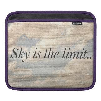 Motivational Quotes Photo iPad Sleeve