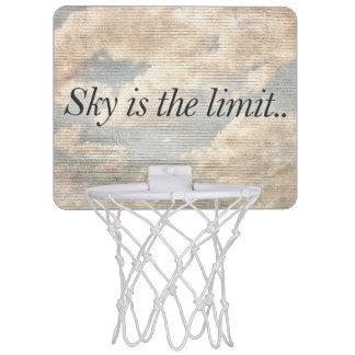 Motivational Quotes Photo Mini Basketball Hoop