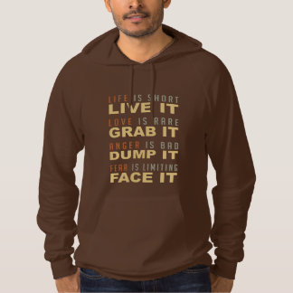 Motivational shirts & jackets