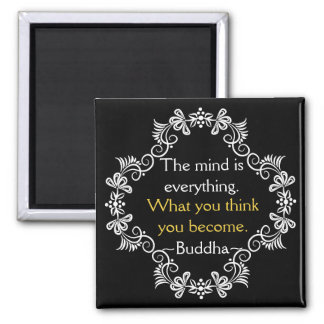 Motivational  Thoughts Buddha Quote Magnet