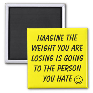 Motivational Weight Loss Magnet