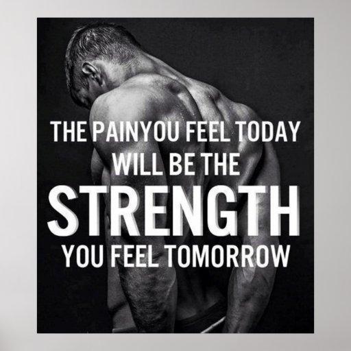 Motivational Words Print
