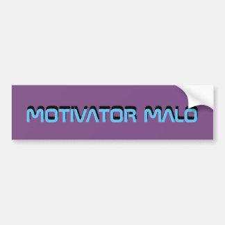 MOTIVATOR MALO STICKER