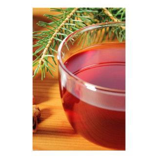 Motive for Christmas Custom Stationery