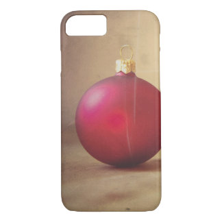 Motive for Christmas with Christmas ball… iPhone 8/7 Case