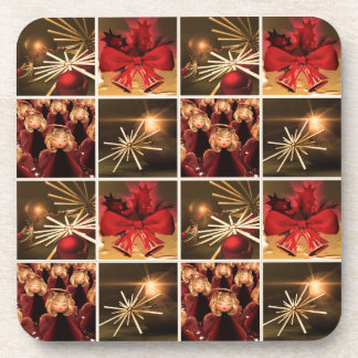 Motives for Christmas Coasters
