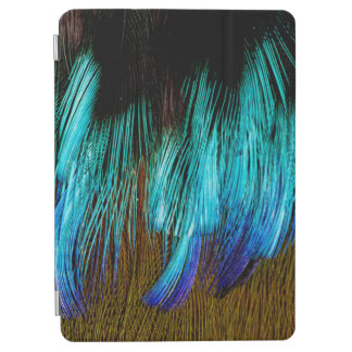 Motmot Feather Abstract iPad Air Cover