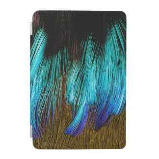 Motmot Feather Abstract iPad Mini Cover