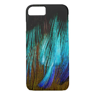 Motmot Feather Abstract iPhone 8/7 Case