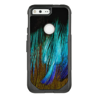 Motmot Feather Abstract OtterBox Commuter Google Pixel Case