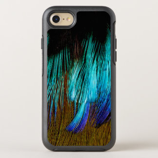 Motmot Feather Abstract OtterBox Symmetry iPhone 8/7 Case