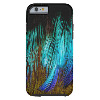 Motmot Feather Abstract Tough iPhone 6 Case